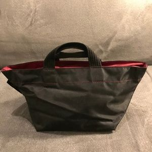 Hervé Chapelier Mini Tote Bag/Makeup Bag